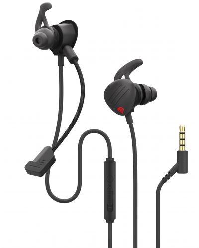 Гейминг слушалки Genesis - Oxygen 400, черни - 3