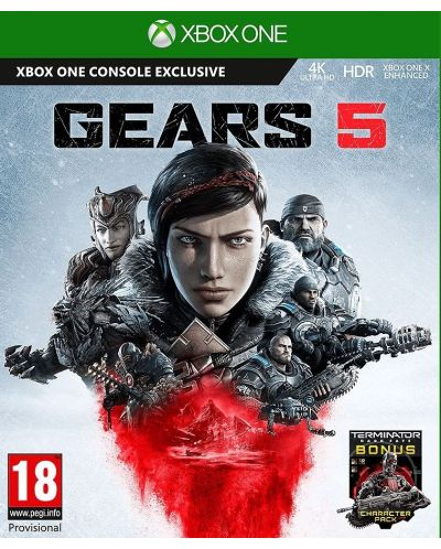 Gears 5 (Xbox One) - 1