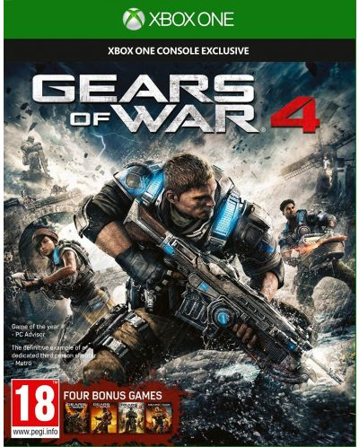 Gears of War 4 (Xbox One) - 1