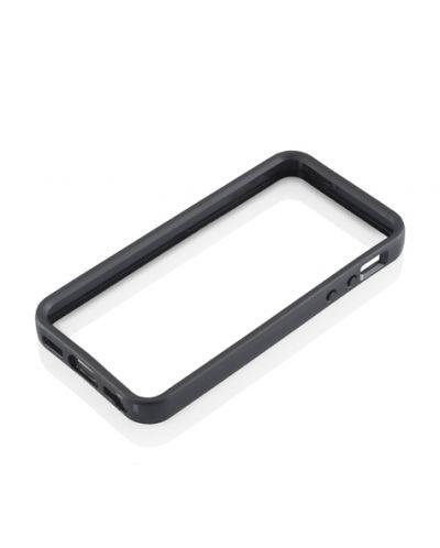 GEAR4 Case New Band за iPhone 5 -  черен - 3