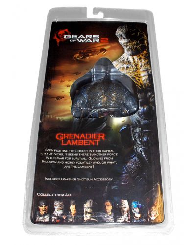 Gears of War Action Figure Locust Grenadier SDCC Exclusive 18 cm - 3