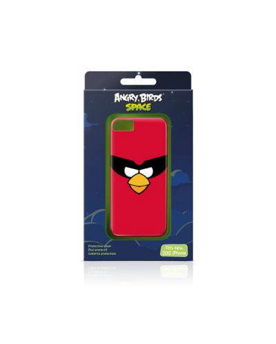 Gear4 Red Angry Birds Space за iPhone 5 - 3