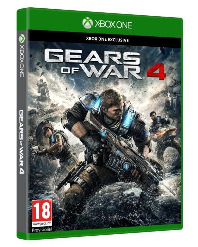 Gears of War 4 (Xbox One) - 6