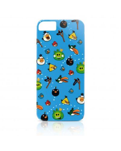 Gear4 Angry Birds Classic Golden Ensamble за iPhone 5 - 1