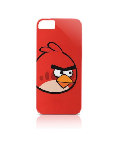 Gear4 Angry Birds Classic Red Bird за iPhone 5 - 1