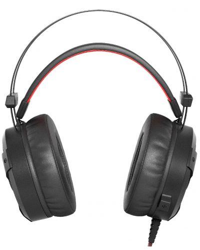 Гейминг слушалки Genesis Neon 360 - черни/червени - 4