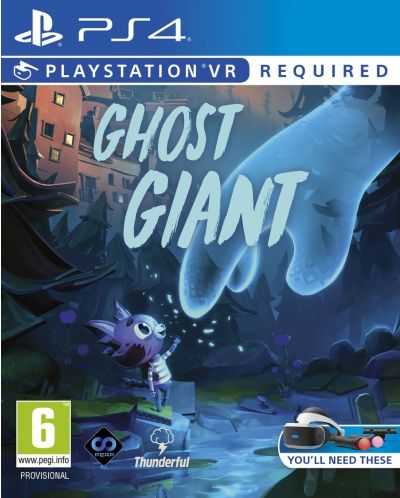 Ghost Giant (PS4 VR) - 1