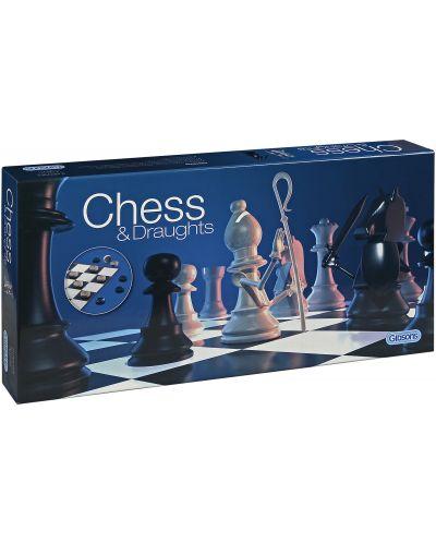 Комплект шах и шашки Gibsons - 3