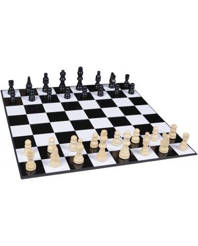 Комплект шах и шашки Gibsons - 1