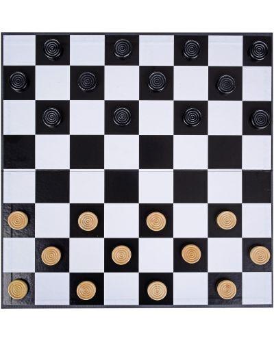 Комплект шах и шашки Gibsons - 4