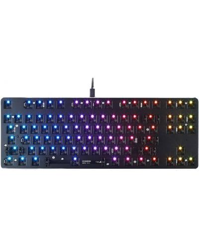База за механична клавиатура Glorious GMMK TKL, черна (разопакована) - 1
