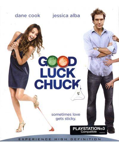 Чък за късмет (Blu-Ray) - 1