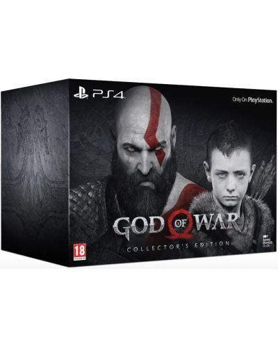 God of War Collector's Edition (PS4) - 1