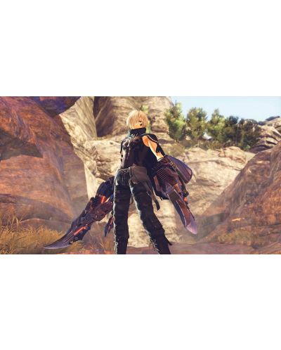 God Eater 3 (PS4) - 8