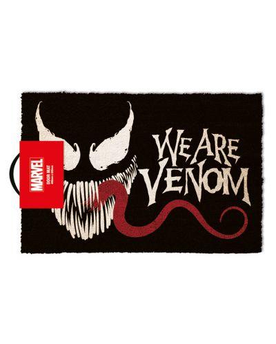 Изтривалка за врата Pyramid - Venom: We Are Venom - 1