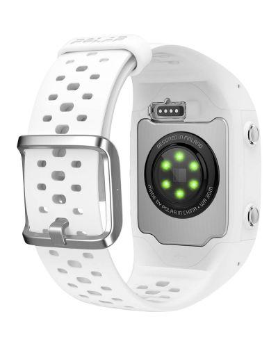 GPS Часовник Polar M430 - бял - 2