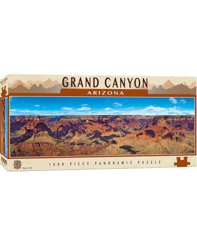Панорамен пъзел Master Pieces от 1000 части - Гранд Каньон, Аризона - 1