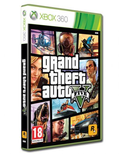 Grand Theft Auto V (Xbox 360) - 5