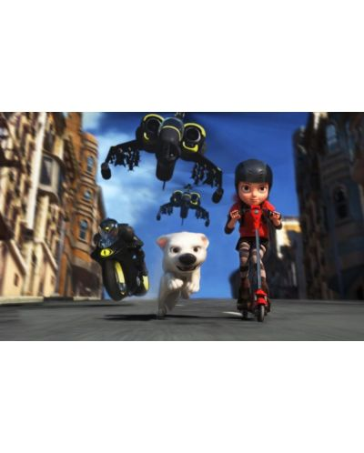 Гръм 3D + 2D (Blu-Ray) - 15