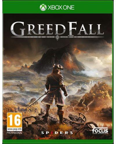 Greedfall (Xbox One) - 1