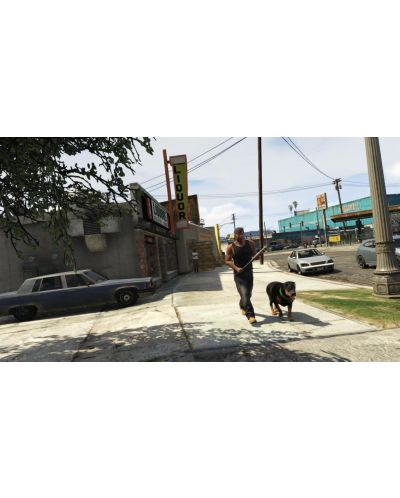 Grand Theft Auto V (PS4) - 14