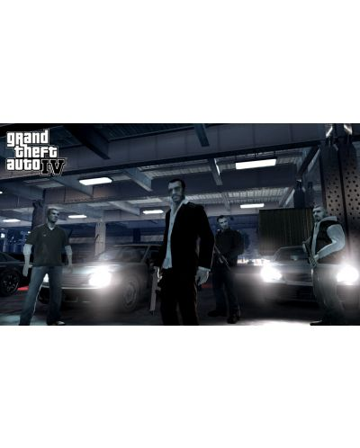 Grand Theft Auto IV (PS3) - 9