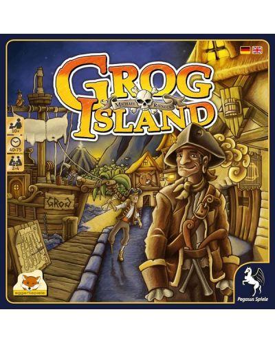 Настолна игра Grog Island - стратегическа - 4