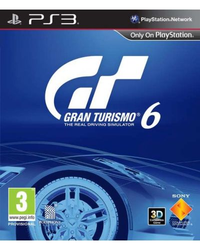 Gran Turismo 6 (PS3) - 1