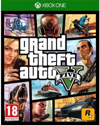 Grand Theft Auto V (Xbox One) - 1