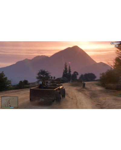 Grand Theft Auto V (PS4) - 10