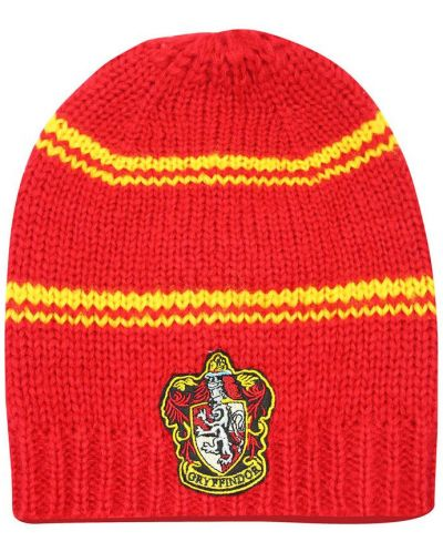Шапка Slouchy Beanie Harry Potter - Gryffindor Red - 1