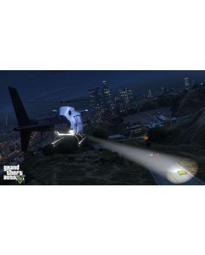 Grand Theft Auto V (PS3) - 15
