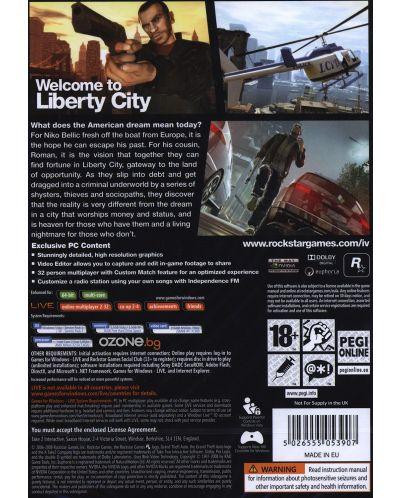 Grand Theft Auto IV (PC) - 3