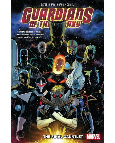 Guardians of the Galaxy by Donny Cates Vol. 1 - 1