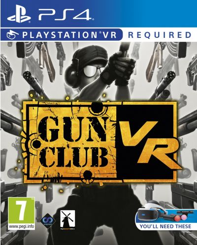 Gun Club VR (PS4 VR) - 1