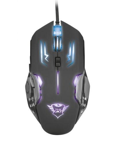 Гейминг мишка Trust GXT 108 Rava Illuminated - оптична - 2