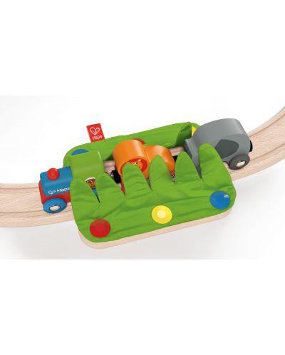 Игра Hape - Пътешествие с влак в джунглата - 3