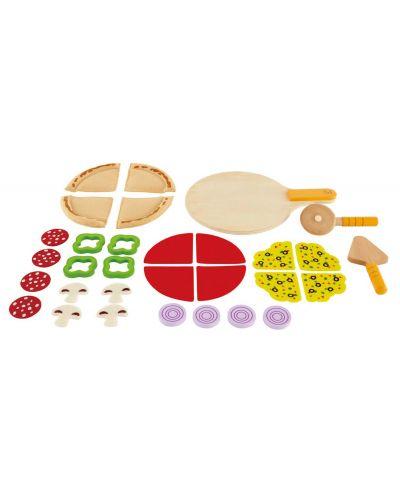 Игра Hape - Домашна пица - 2