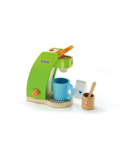 Дървени кухненски уреди  Hape - Кафе машина - 1
