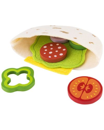 Игра Hape - Комплект сандвич - 3