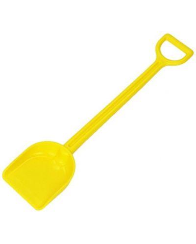 Пясъчна играчка Hape - Голяма лопатка, жълта - 1