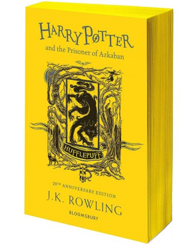 Harry Potter and the Prisoner of Azkaban – Hufflepuff Edition - 1