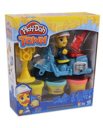 Play Doh Town - Мини превозно средство - 4