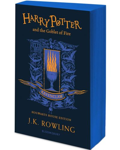 Harry Potter and the Goblet of Fire – Ravenclaw Edition - 1
