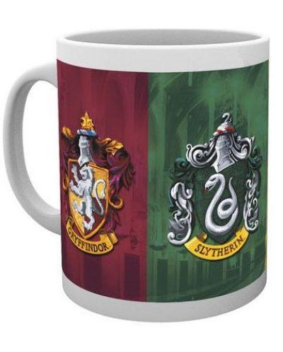 Чаша Harry Potter - All Crests - 1