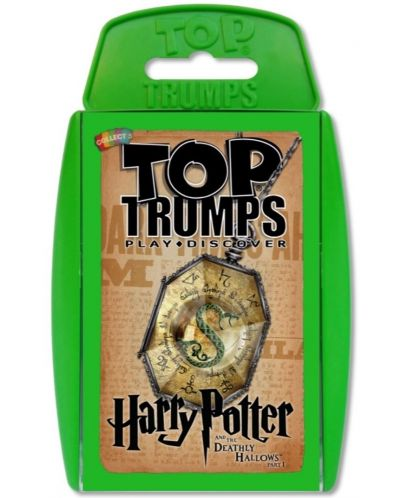 Игра с карти Top Trumps - Harry Potter and The Deathly Hallows Part 1 - 1