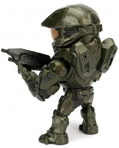 Фигура Metals Die Cast Halo - Master Chief, 10 cm - 4