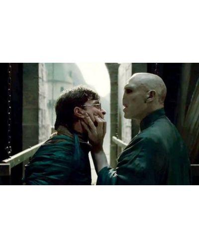 Хари Потър и Даровете на смъртта: Част 2 3D (Blu-Ray) - 3