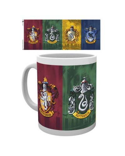 Чаша Harry Potter - All Crests - 2