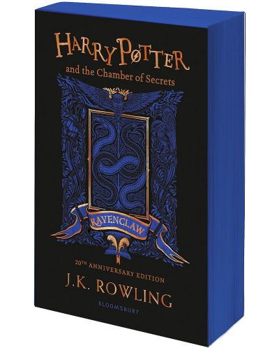 Harry Potter and the Chamber of Secrets – Ravenclaw Edition - 1